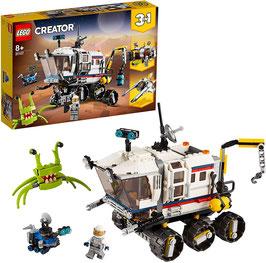 LEGO 31107 Creator 3-in-1 Planeten Erkundungs-Rover