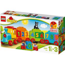 LEGO 10847 DUPLO: Zahlenzug