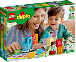 LEGO Duplo - 10915 Mein erster ABC-Lastwagen