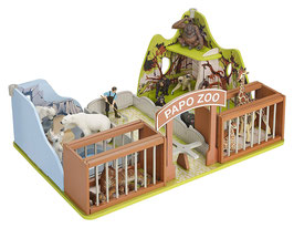 Papo Wildtiere der Welt - Der Zoo (60107)