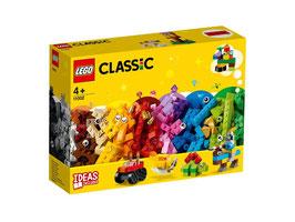 LEGO 11002 Classic Bausteine - Starter Set, Konstruktionsbaukasten