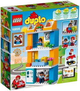 LEGO Duplo 10835 - Familienhaus, Spielzeug ab 3 Jahren