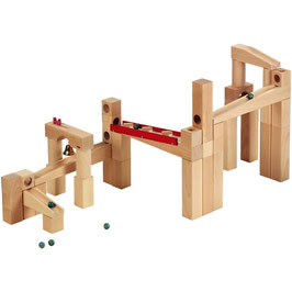 Holzkugelbahn 1136 für Kinder ab 3 Jahren, mit 42 Teilen Vesandkostenfrei