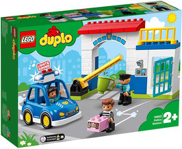 LEGO 10902 DUPLO Polizeistation mit Polizeiauto