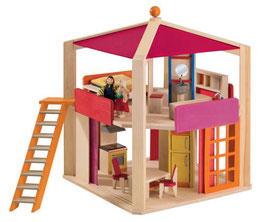 Selecta Puppenhaus 4262 Casa Rosa