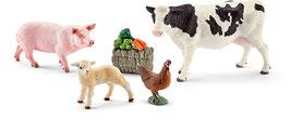 Schleich 41424 Spielzeugfigur, Meine ersten Bauernhoftiere