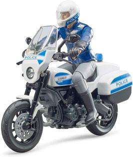 Bruder 62731 Ducati Polizeimotorrad
