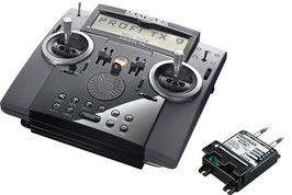 Multiplex PROFI TX9 M-LINK, Set, 2,4 GHz 35700