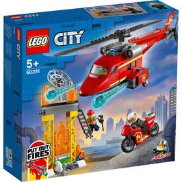 LEGO® City - 60281 Feuerwehrhubschrauber