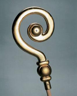 Bischofsstab-Aufsatz, ca. 36 cm (ohne Stab!)  091,25