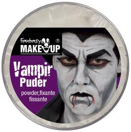 Vampir-Puder und Schwamm