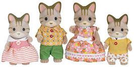 Epoch Sylvanian Families 5180 Tigerkatzen