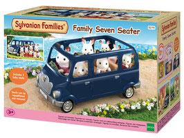 Sylvanian Families 2003 - Familien-Siebensitzer, Puppenauto