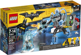 Lego The Batman Movie Mr. Freeze Ice Attack Building Set 70901