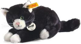 Steiff 99380 - Katze Koko, schwarz, 22cm
