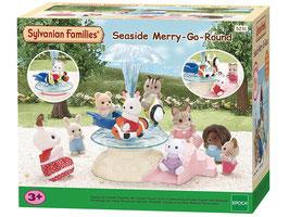 Sylvanian Families 5231 - Strandkarusell