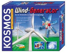KOSMOS 623913 - Experimentierkasten: Wind-Generator