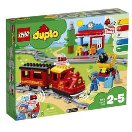LEGO DUPLO Dampfeisenbahn 10874 Spielzeugeisenbahn