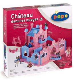 Papo 60150 - Schloss in den Wolken, ohne Spielfiguren