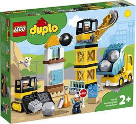 LEGO 10932 DUPLO Baustelle mit Abrissbirne