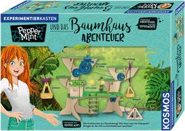 Kosmos Pepper Mint und das Baumhaus-Abenteuer 626020