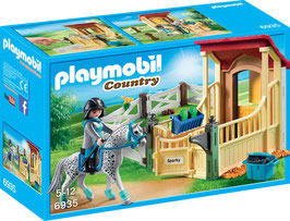 Playmobil Pferdebox 'Appaloosa' 6935