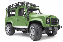 Bruder 2590 - Land Rover Defender