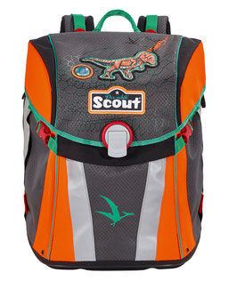 Scout Sunny Limited Edition Dino Schulranzenset 5-teilig 20700