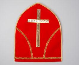 rote Bischofsmütze, Flausch 068,03