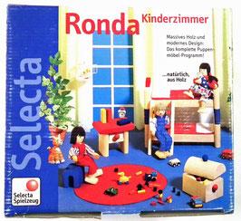 Selecta Kinderzimmer Ronda aus Holz 4344