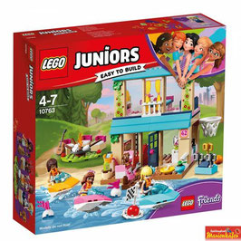LEGO® 10763 - Juniors - Stephanies Haus am See