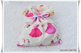 """Geschenksäckchen """" Prinzessin """" / EINZELSTÜCK"""