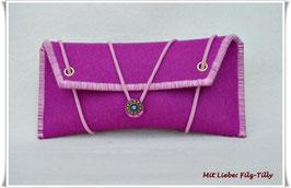 Frauenkram - Täschchen in pink/rosa