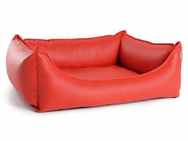Hundebett Dreamcollection ROT