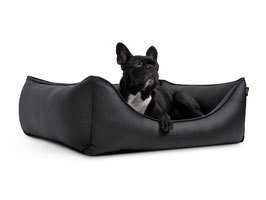 Hundebett Dreamcollection SCHWARZ