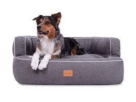 Hundebett Neo - Grau