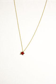 Collana Stella Rossa