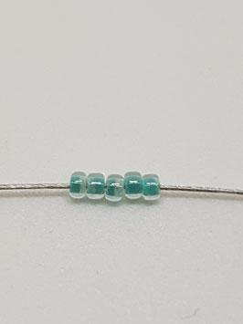 Lined Aqua Blue AB