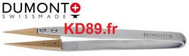 Brucelle Dumont 159/BUIS avec embouts en buis