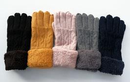 Wollhandschuh Damen