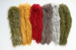 Tibet Lammfell Schal