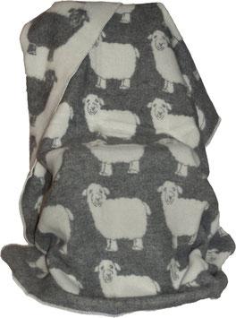 Wolldecke Schafe