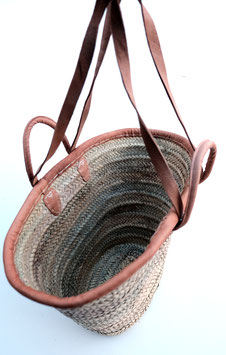 Ibiza Tasche mit 2 Henkelvariationen