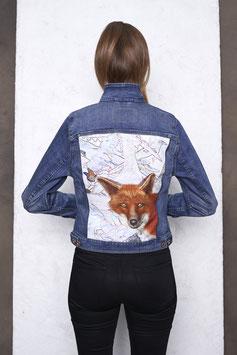 Damenjacke: Fuchs