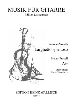 H. Purcell/A. Vivaldi: Vivaldi: Larghetto spiritoso, Purcell: Air