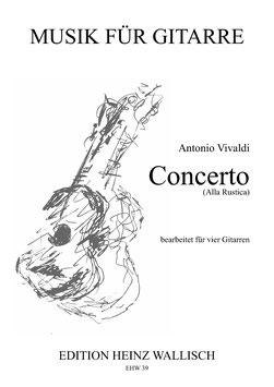 Antonio Vivaldi: Concerto  (alla rustica)