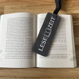Lesezeichen Lesezeit
