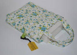 Büchertasche Flowery