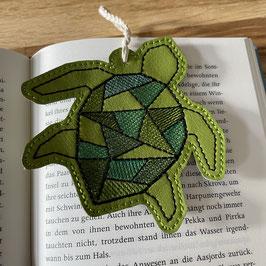 Lesezeichen Schildkröte