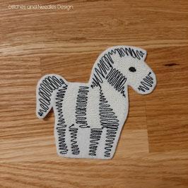 Zebra -Patch